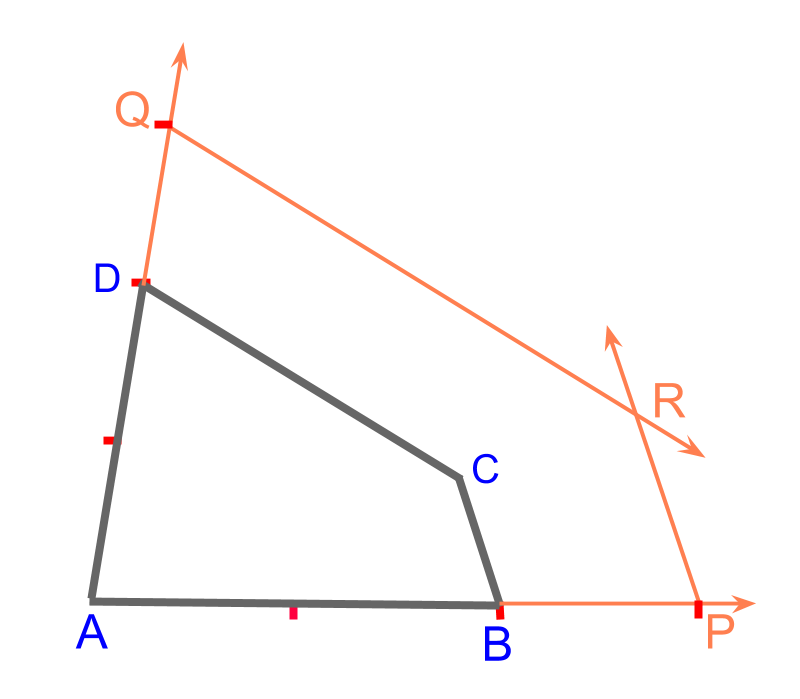 scaling a quadrilateral